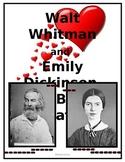 Walt Whitman Emily Dickinson Blind Date Rubric