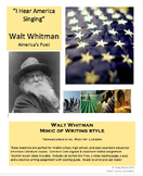 "Walt Whitman Mimic Poem of ""I Hear America Singing"""