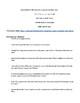 "Walt Whitman's ""O Captain! My Captain!"" Analysis Assignment/Essay"