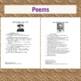 Walt Whitman's 2-Poem Pack: 2 Poems, 2 Reading Questions, & 2 Keys