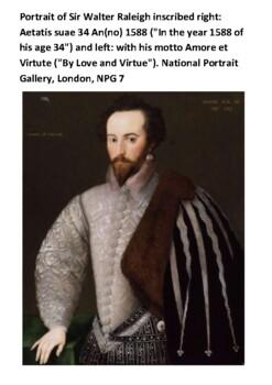 Walter Raleigh Handout