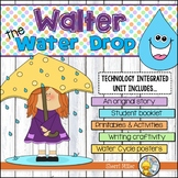 Water Cycle Activities Unit   Story Booklet, Worksheets, Posters and Craftivity