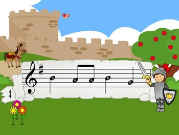 Walter the Wizard's Poison Pattern - A Recorder Game for Practicing G, A and B