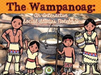 Wampanoag Interactive Notebook