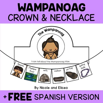 Crown Craft - Wampanoag Tribe Activity