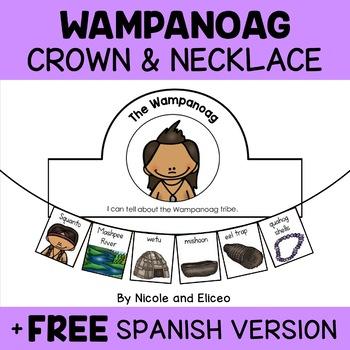 Wampanoag Tribe Craft Actvities
