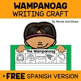 Wampanoag Writing Craft Activity