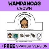 Wampanoag Activity Crown Craft