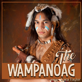 Wampanoag Indians ~ Native Americans Interactive Notebook
