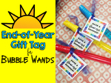 Wand-erful Summer Tags