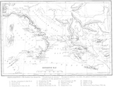 Wanderings of Aeneas Map