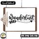 Wanderlust SVG Designs