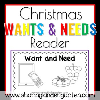 Want and Need Reader