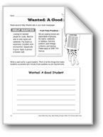 Wanted: A Good Student