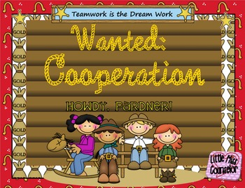 Wanted Cooperation: Teamwork is the Dream Work SMARTboard