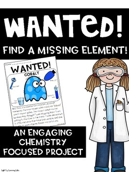 Wanted! Find A Missing Element