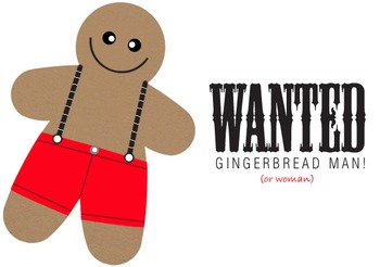 Wanted Gingerbread