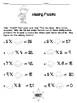 Missing Factors Multiplication Freebie - Wanted