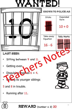 Number Worksheets Higher Order Thinking No Prep AUS UK
