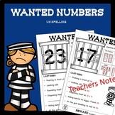 Number Worksheets Higher Order Thinking No Prep US