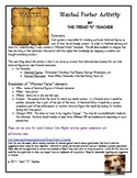 Wanted Poster Activity: Historical Figures or Fictional Characters