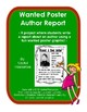 Wanted Poster Biography Report