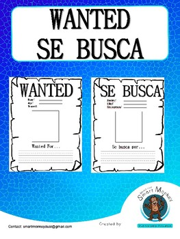 Wanted - Se Busca-