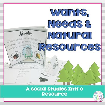 Wants, Needs and Natural Resources