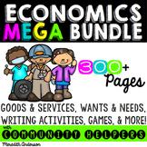 Economics and Community Helpers MEGA BUNDLE