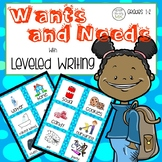 Wants and Needs