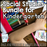 Wants and Needs & Past and Present Social Studies Bundle f