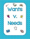 Wants v. Needs