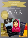War: A Thematic Unit with lesson plans, novel packets, and much more!