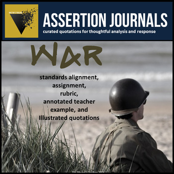 War: Assertion Journal Prompts about the Impact of Warfare