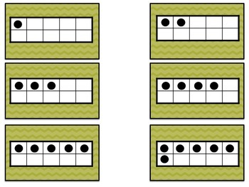 Ten Frame WAR game