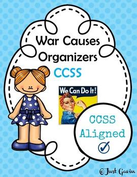 War Causes Organizer