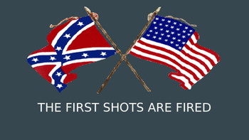 War Divides The Nation - Civil War 3-5th Grade