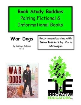 War Dogs - Paring Fiction and Informational Books