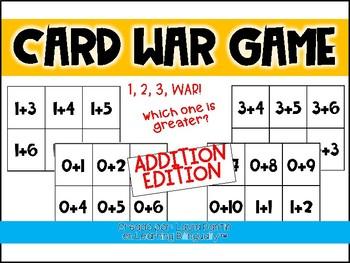 War Game: Addition Version