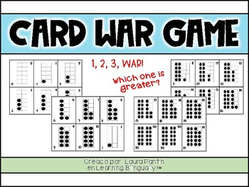 War Game Cards