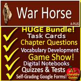 War Horse Unit Novel Study