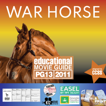 War Horse Movie Viewing Guide (PG13-2011)