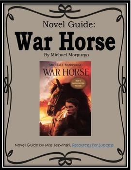 War Horse Novel Guide