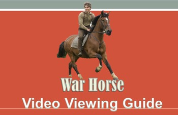 War Horse Viewing Guide
