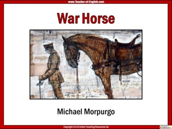 War Horse teaching unit