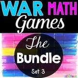 Math Games 2nd Grade | Bundle Set 3 | Math Centers