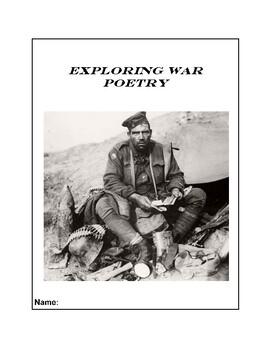 War Poetry Booklet