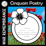 Anzac Day – Cinquain Poetry Writing