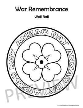 Anzac Day – Wall Balls