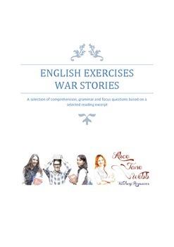 War Stories Lesson Plan